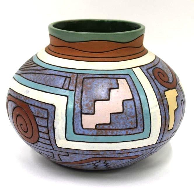 American Southwest Indian Pottery Jar