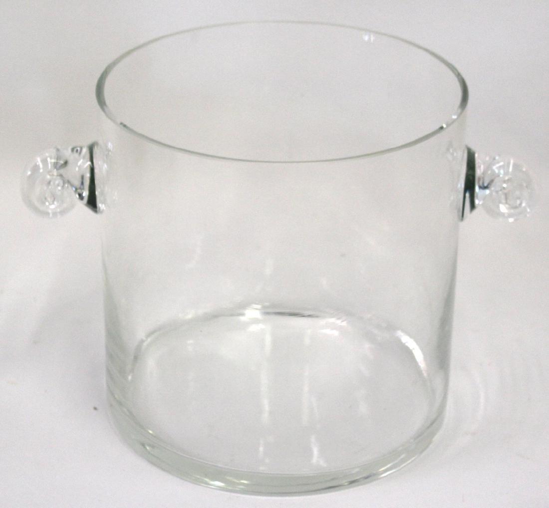 Tiffany & Company Crystal Ice Bucket