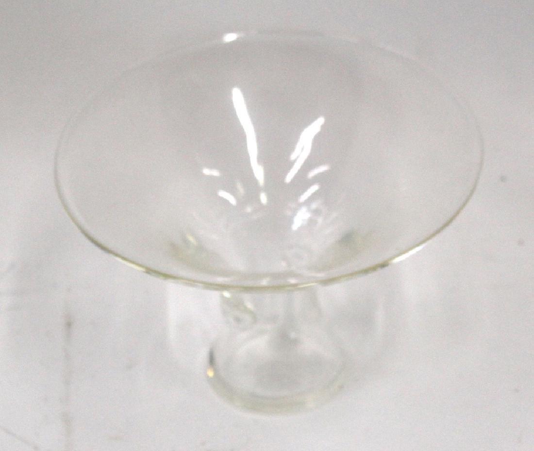 Steuben Vase. Signed
