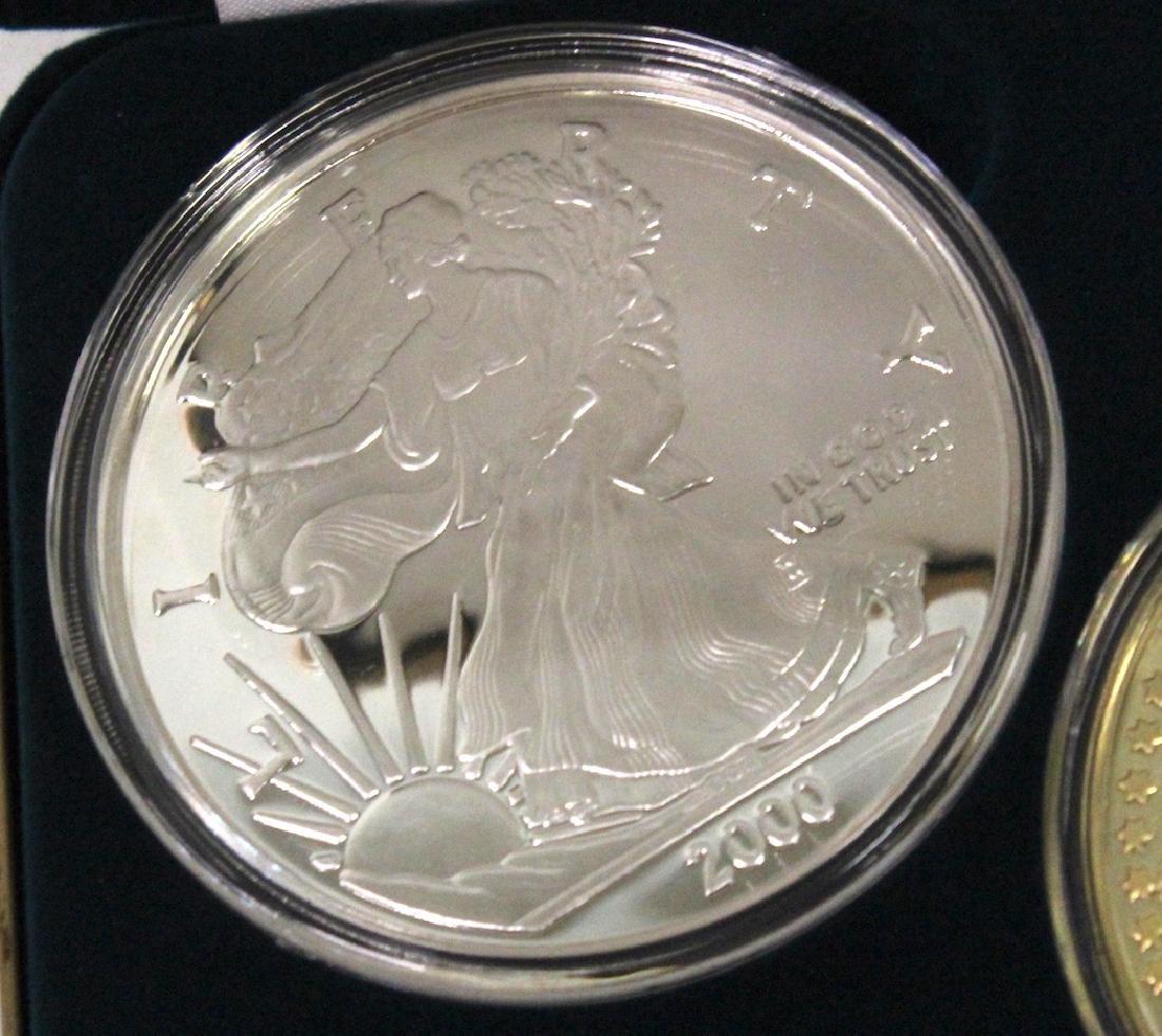 The Washington Mint Eagle Set (3) - 2