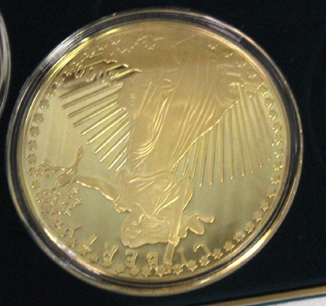 The Washington Mint Eagle Set (3) - 3
