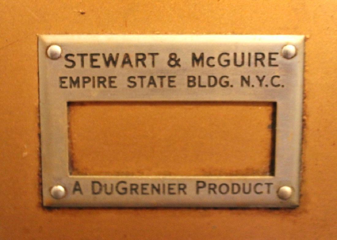 Art Deco Cigarette Vending Machine Empire State Bldg. - 3