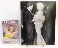 1946 Pageant Magazine & Monroe Photo