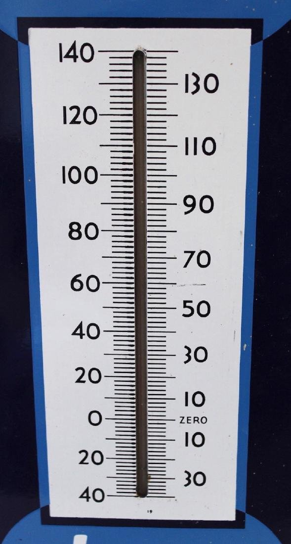 Original Enameled Ex-Lax Thermometer - 3