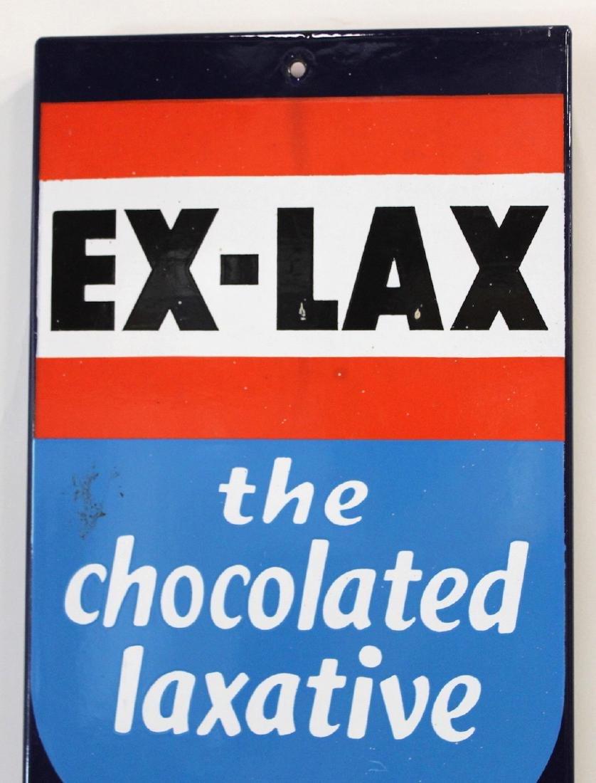 Original Enameled Ex-Lax Thermometer - 4