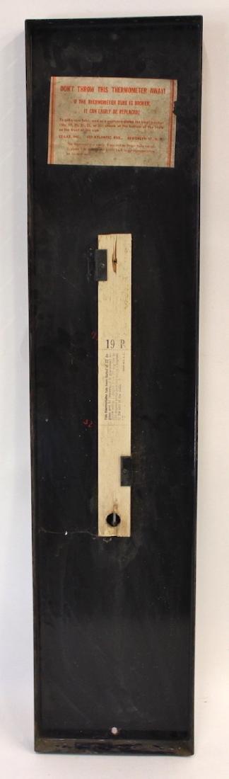 Original Enameled Ex-Lax Thermometer - 5