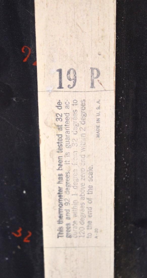 Original Enameled Ex-Lax Thermometer - 7