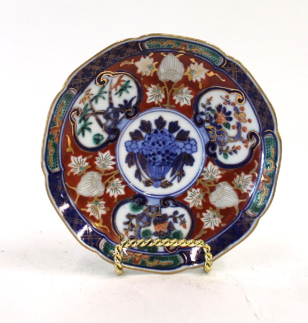 Imari Oriental Plates (10) - 4