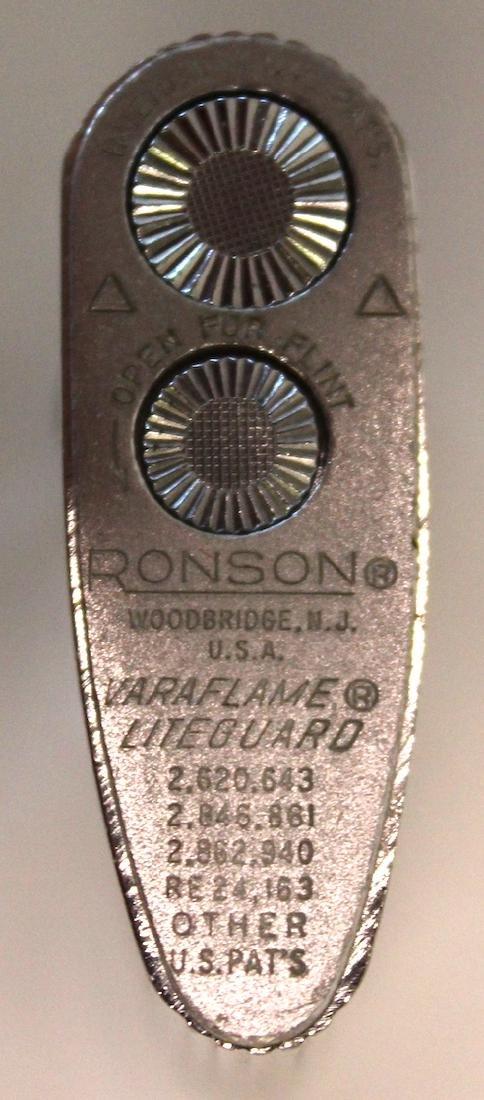 Art Deco Ronson Varaflame Lighter - 5