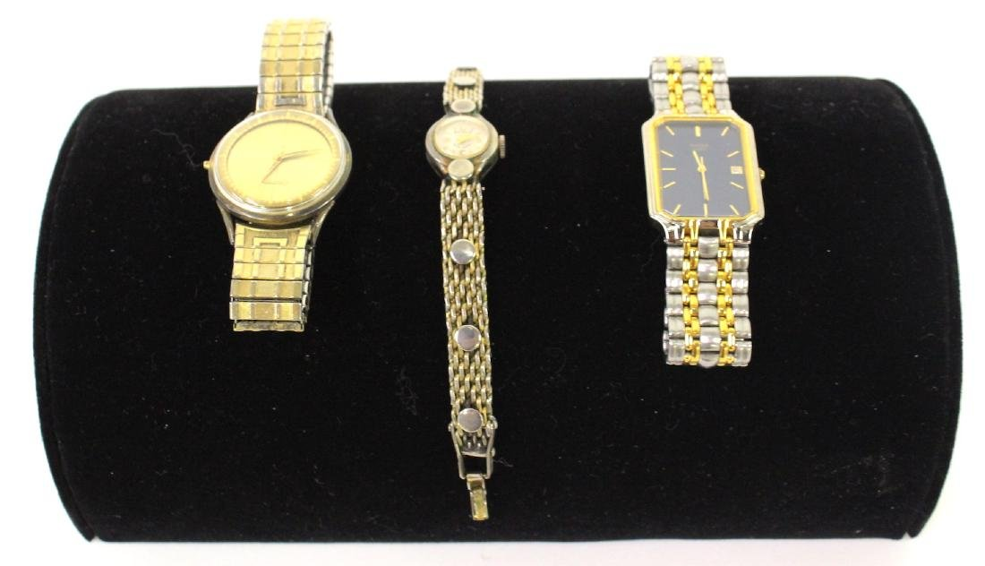 Vintage Helbros. Pulsar & Ladies Watches - 3