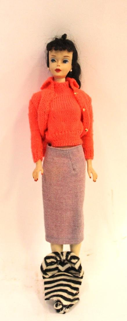 Vintage Barbie Doll. Prob. 1959-1961 - 5
