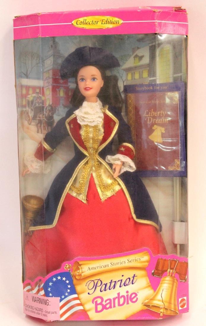 Patriot Barbie. Original Box