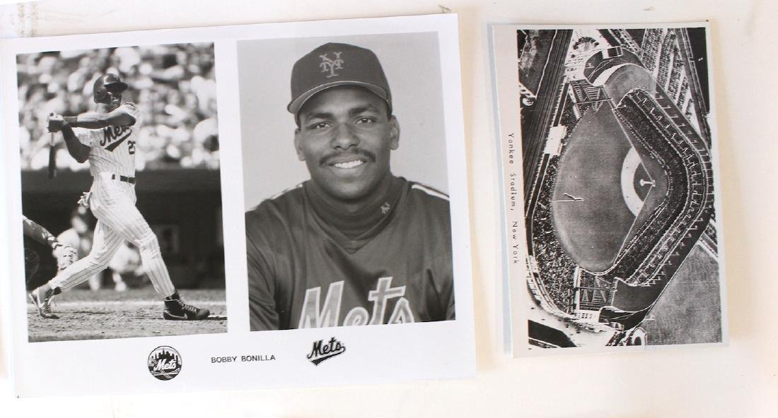 Collectors Lot of Vintage Sports Photos(12) - 4