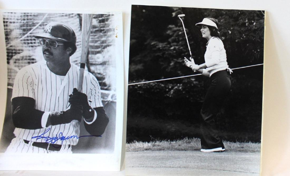 Collectors Lot of Vintage Sports Photos(12) - 7