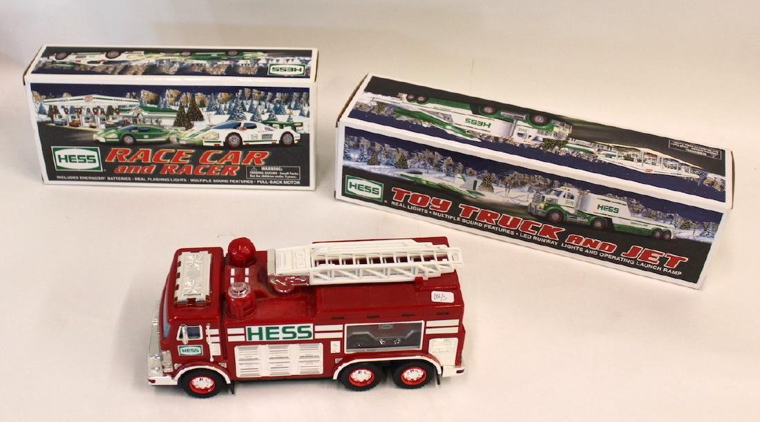 Collectible Hess Trucks (3)
