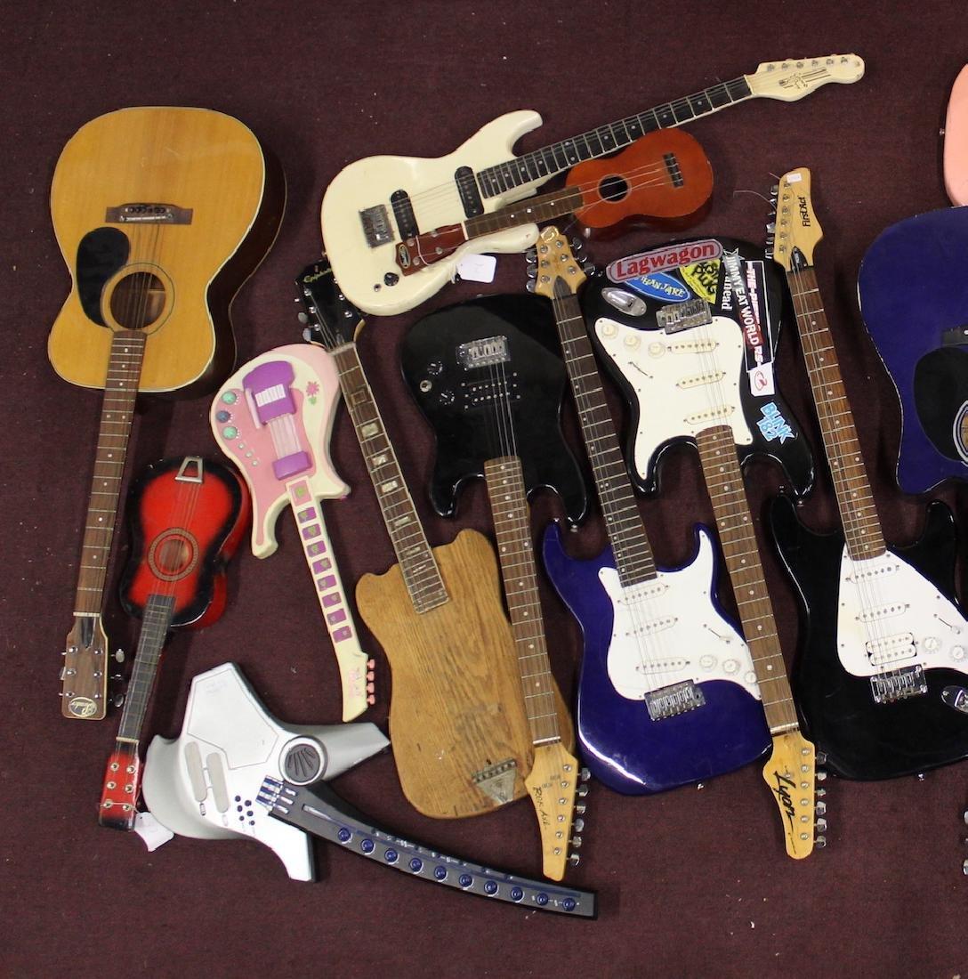 Collectors or Dealers Lot-Eighteen Guitars - 3