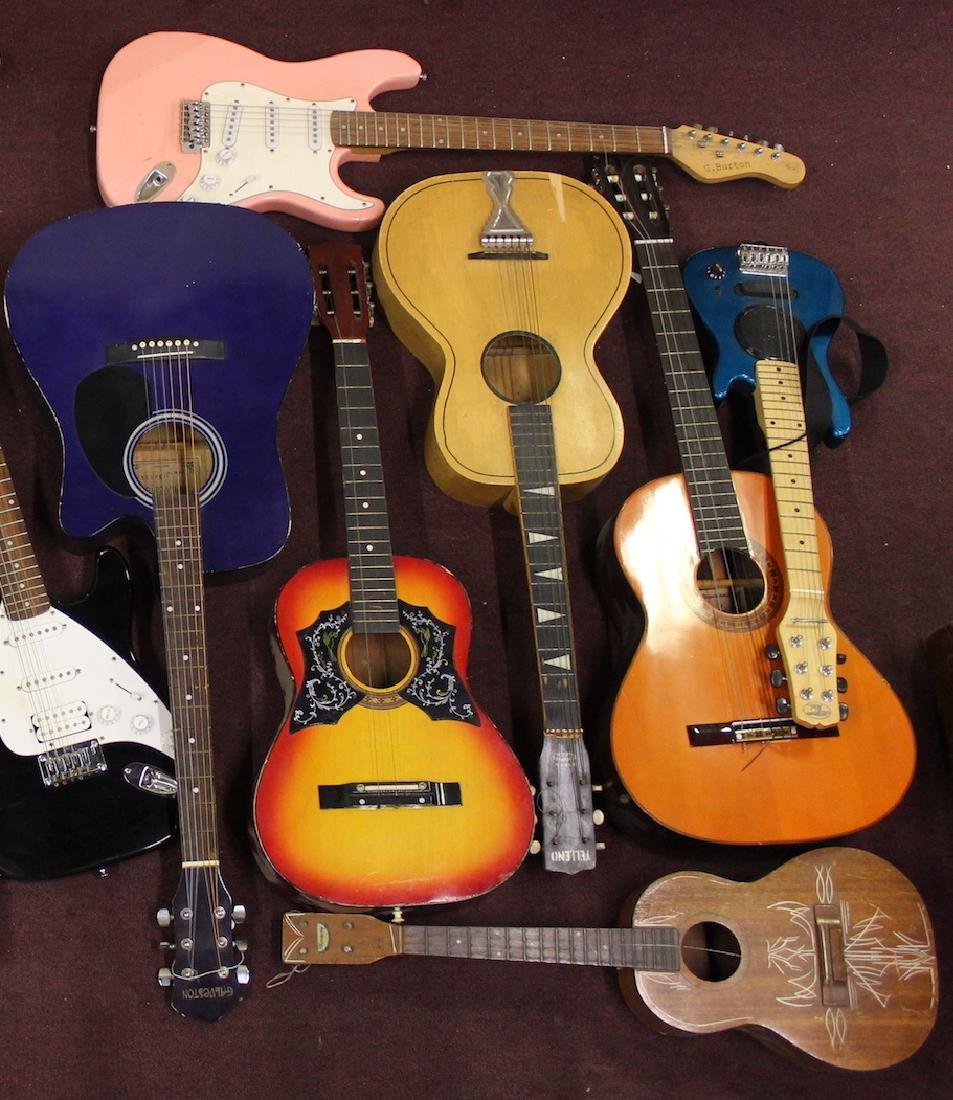Collectors or Dealers Lot-Eighteen Guitars - 4
