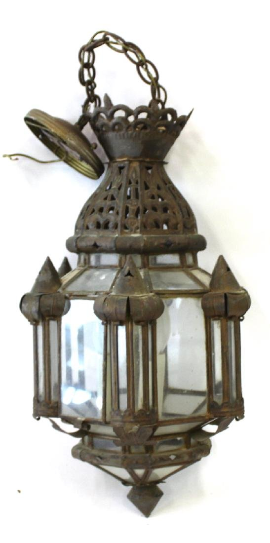 Arts and Crafts Hanging Fixture