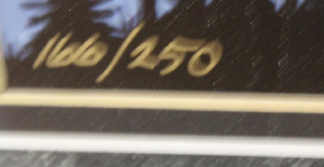 R. Mitchell Sgd. Ltd. Ed. Western Litho. - 3