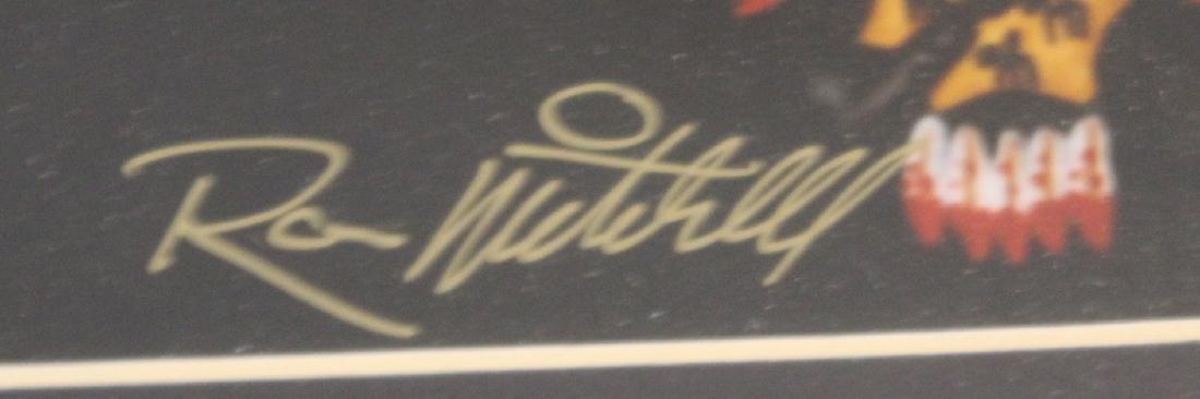 R. Mitchell Sgd. Ltd. Ed. Western Litho. - 4