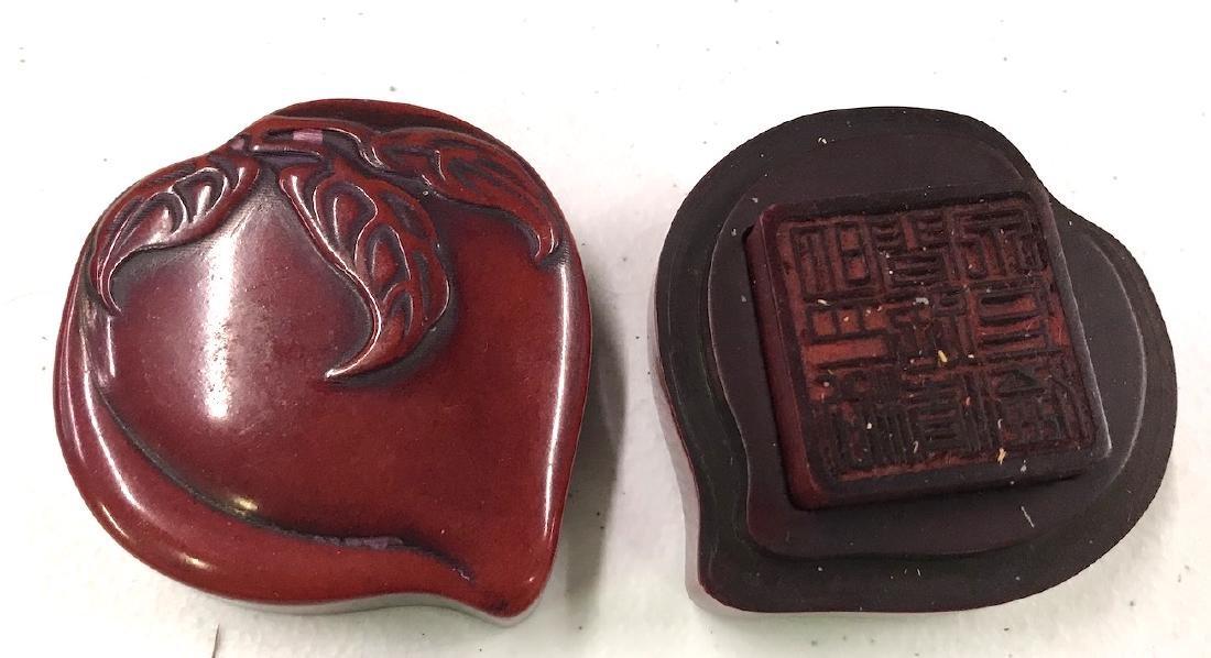 Oriental Seal in Box