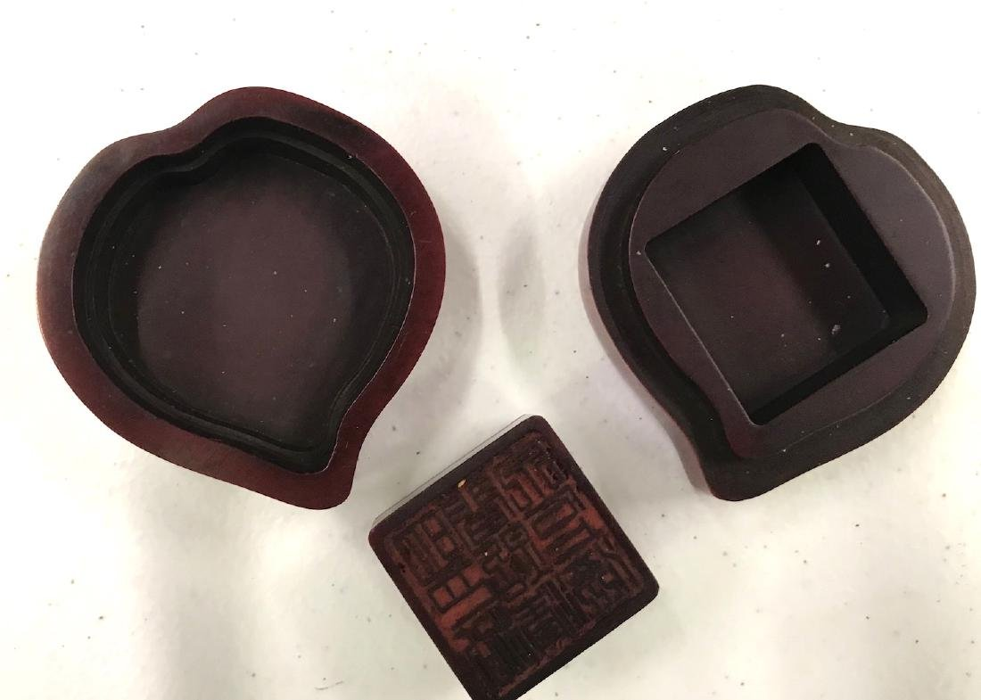 Oriental Seal in Box - 3
