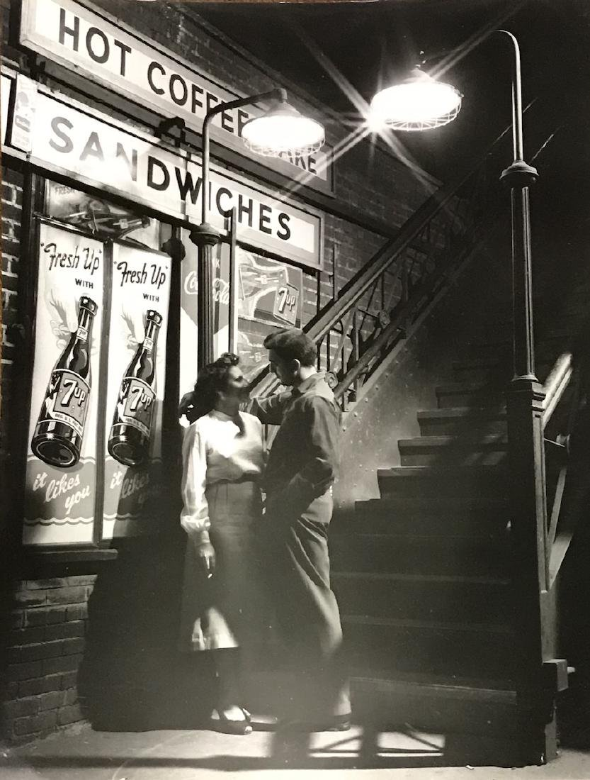 Gustavo Parras Photo . New York Street Scene