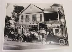 Photograph. Erie House. Schaefer Lager Beer