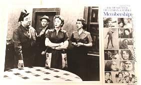 Joyce Randolph Autograph & Honeymooners Photo