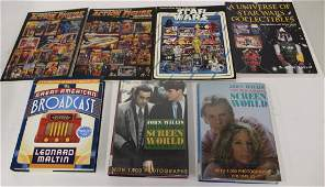Collectible Star Wars & Action Figure Books (7)