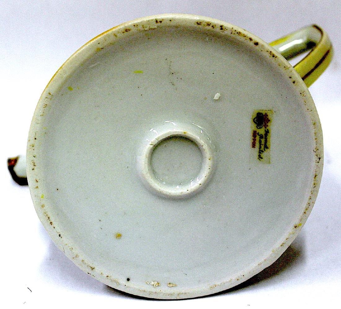 Nippon Tea Set . Signed. 3 pc. - 3