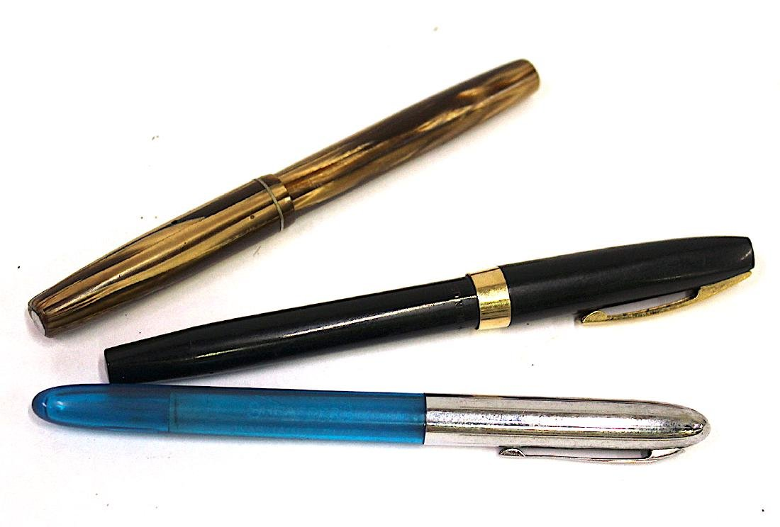 Founrtain Pens inc. Waterman with 14K Nib (3)