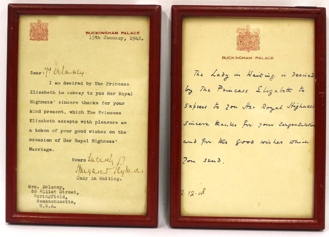 Buckingham Palace 1940's ALS (2)