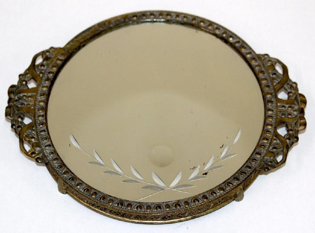 Victorian Dressing Table Mirror - 2