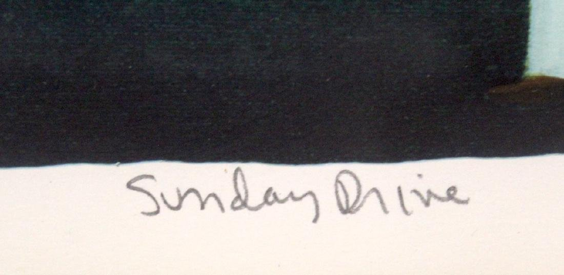 "Steven Klein. ""Sunday Drive"" A.P. Litho. - 5"