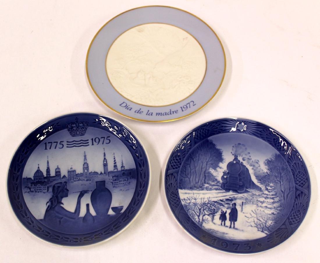 Collectors Lot: Royal Copenhagen and Lladro (3)