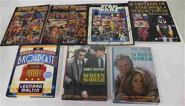 Collectible Star Wars Action Figure Books 7