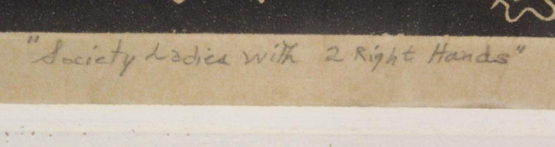 William Kent. Artist Proof. Signed - 6