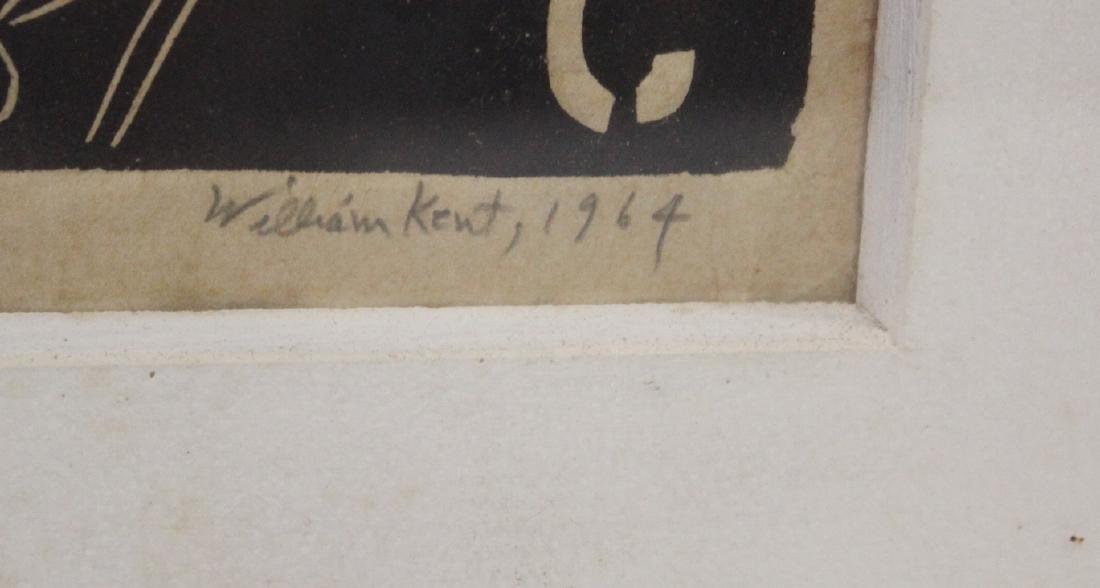 William Kent. Artist Proof. Signed - 7