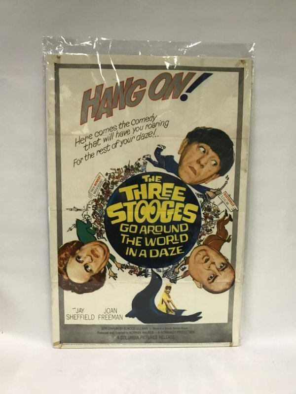 The Three Stooges Movie Posters (2) - 4