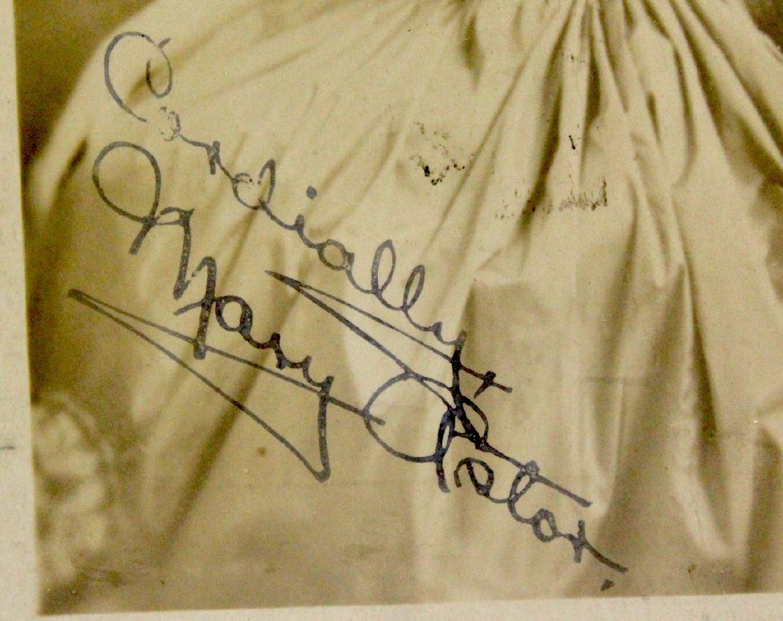 Mary Astor Signed Photograph - 2