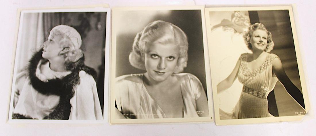 Jean Harlow Vintage Photographs and Negatives (6)