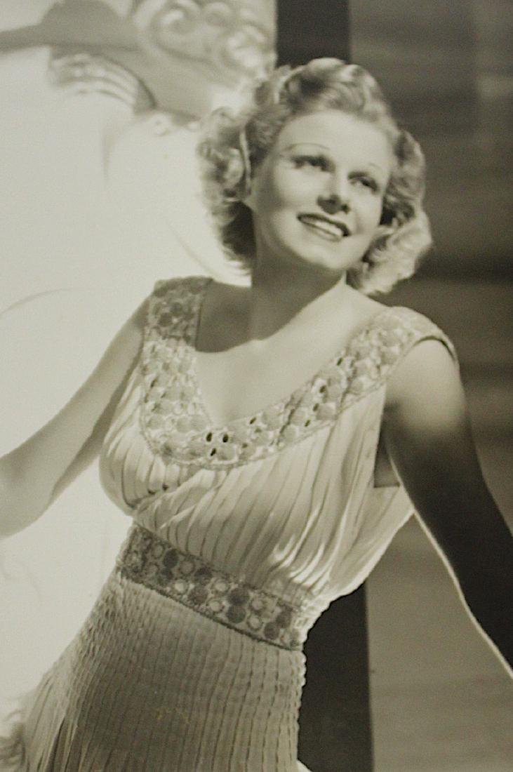 Jean Harlow Vintage Photographs and Negatives (6) - 2
