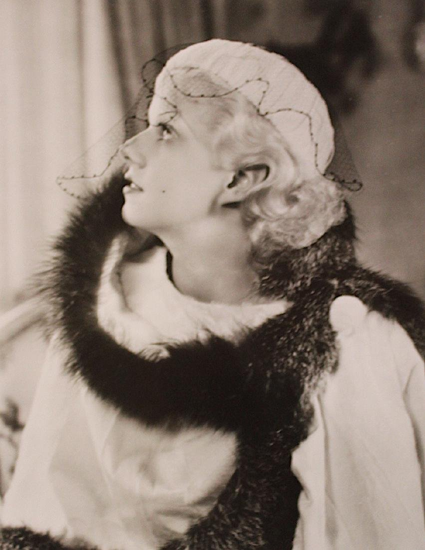 Jean Harlow Vintage Photographs and Negatives (6) - 4