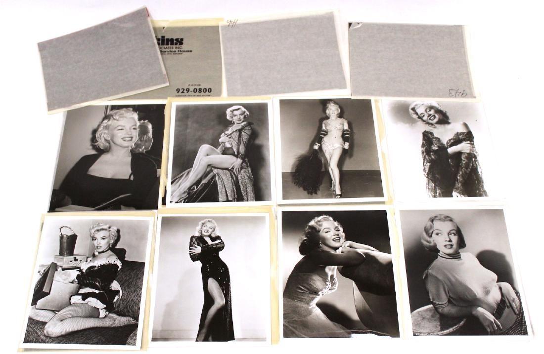 Marilyn Monroe Photographs & Negatives (12)