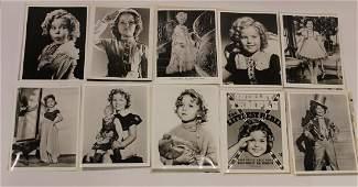 Shirley Temple Photographs & Negatives (23)