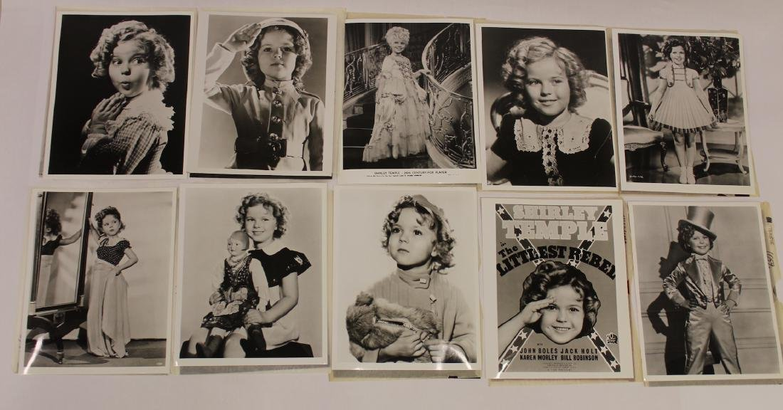 Shirley Temple Photographs & Negatives (23)