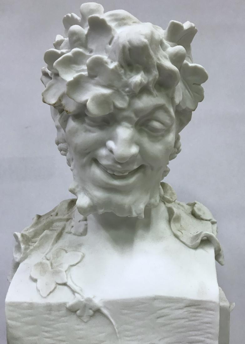Dom. Vanden. Bossche. Polychromed Bronze. Sgd. - 3