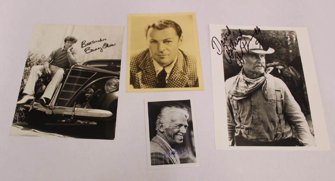 Autographed Celebrity Photographs (14) - 10
