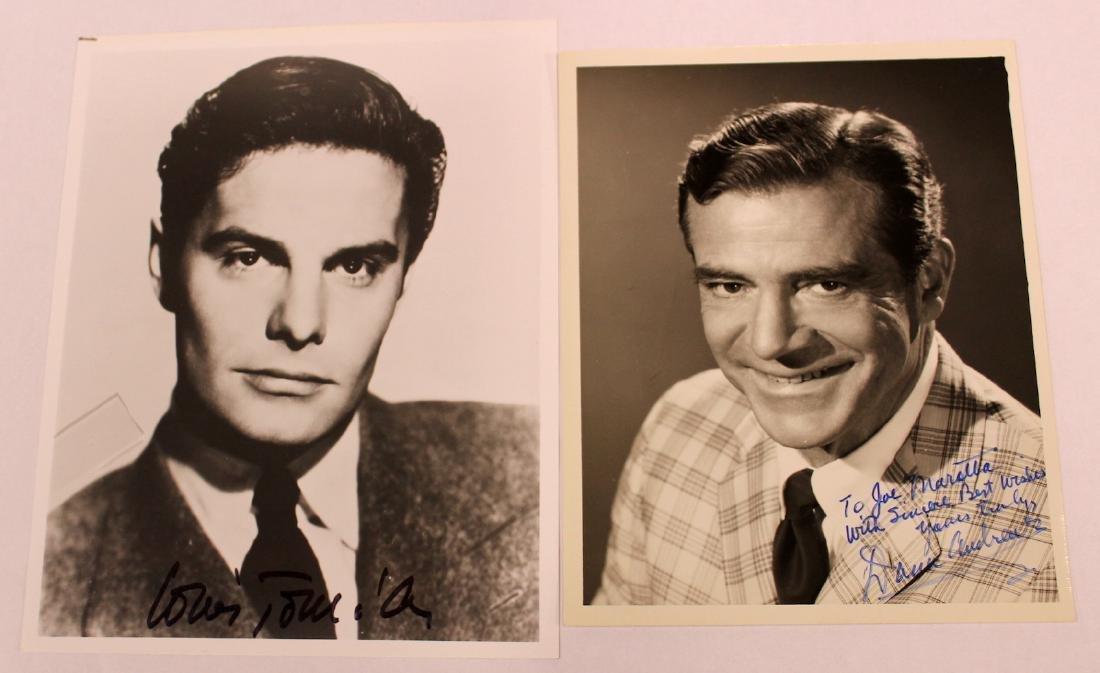 Autographed Celebrity Photographs (14) - 2
